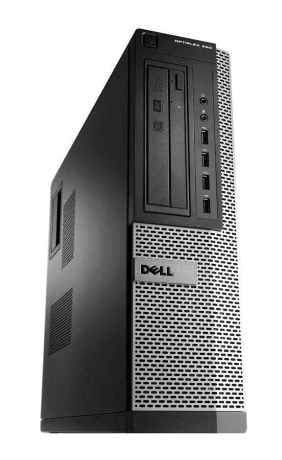 DELL PC 990 SD, I5-2400, 4GB, 250GB HDD, DVD, REF